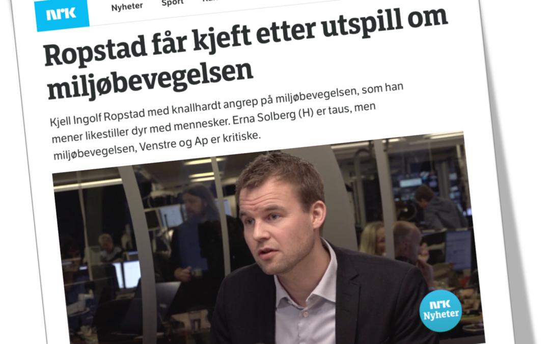 Kan Ropstads strategi redde regjeringen Solberg?