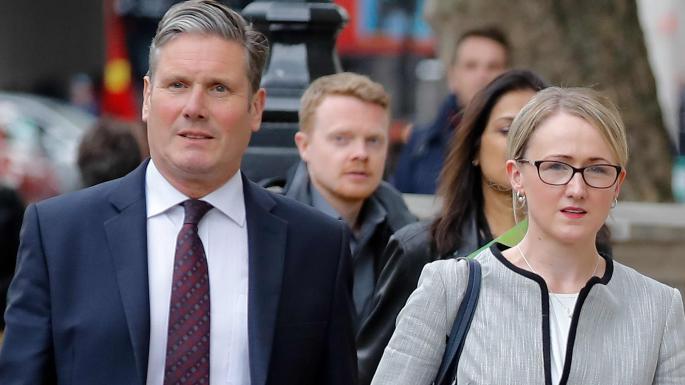 Blir Labours neste leder  Starmer eller Long-Bailey?