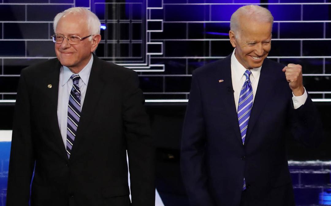 Derfor vant Joe Biden – og derfor tapte Bernie Sanders